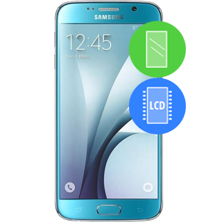 /Samsung Galaxy S6 (G920F)Remplacement vitre / LCD