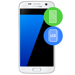 /Samsung Galaxy S7 (G930F) Remplacement vitre / LCD