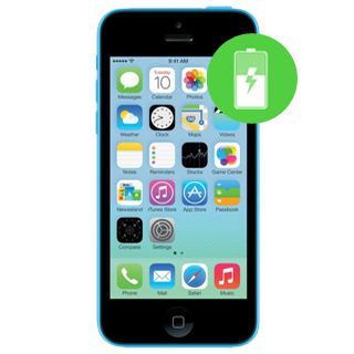 /Iphone 5C Remplacement batterie