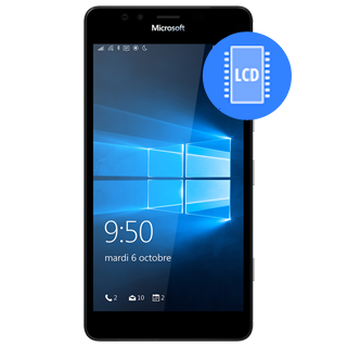 /Nokia lumia Remplacement LCD