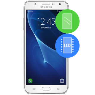 /Samsung Galaxy Note 5 (N920F) Remplacement vitre / LCD