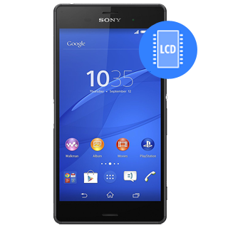 /Sony xperia Remplacement LCD