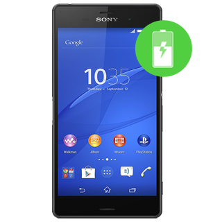 /Sony xperia Remplacement batterie
