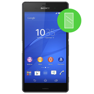 /Sony xperia Remplacement vitre