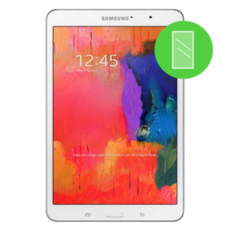 /Galaxy Tab Remplacement vitre
